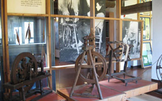 Domestic industry and rope production
