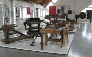 Sezione dedicata al falegname