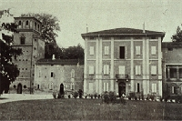 Villa Smeraldi ai tempi della seconda guerra