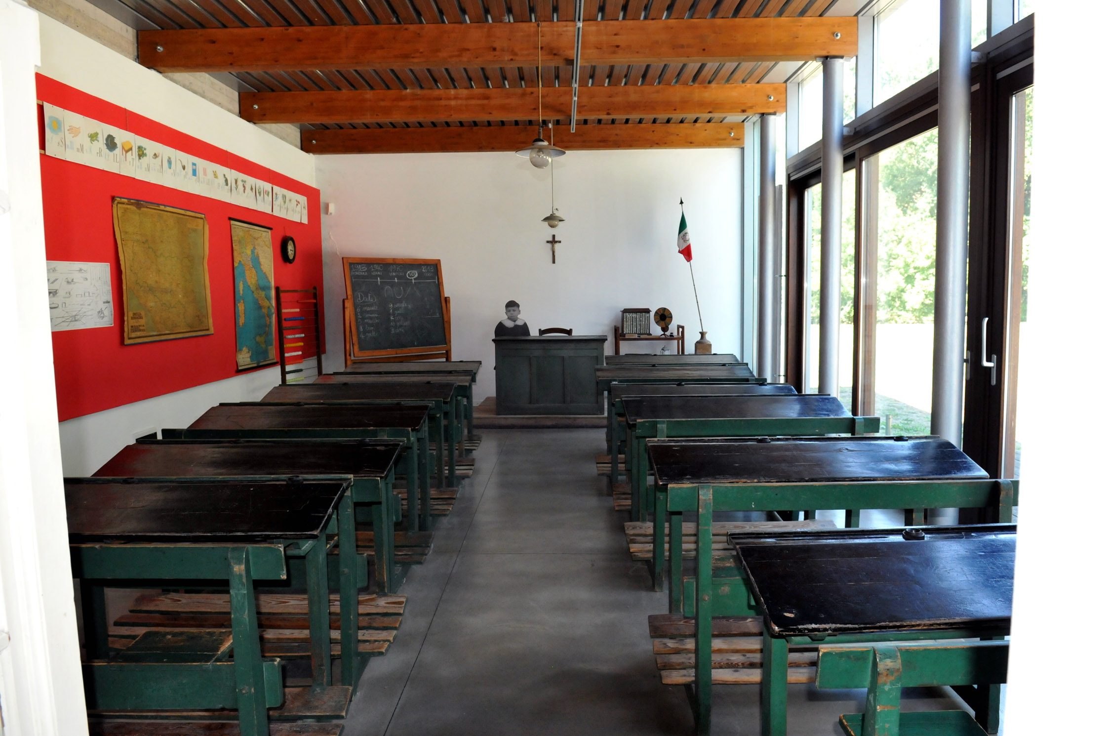 L'aula scolastica