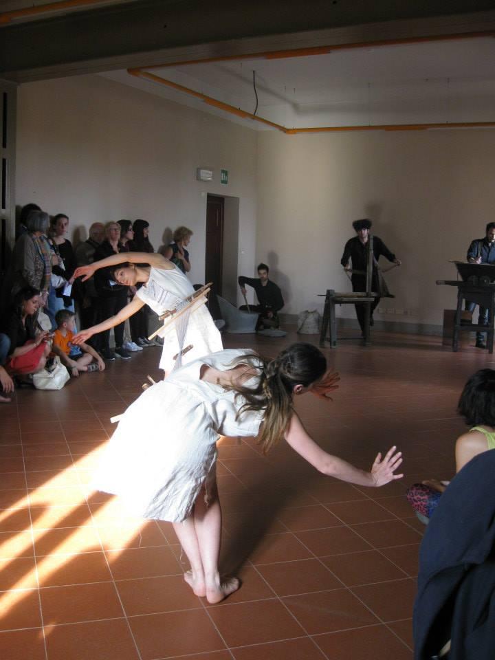 Workshop Tessuto Vissuto Lab