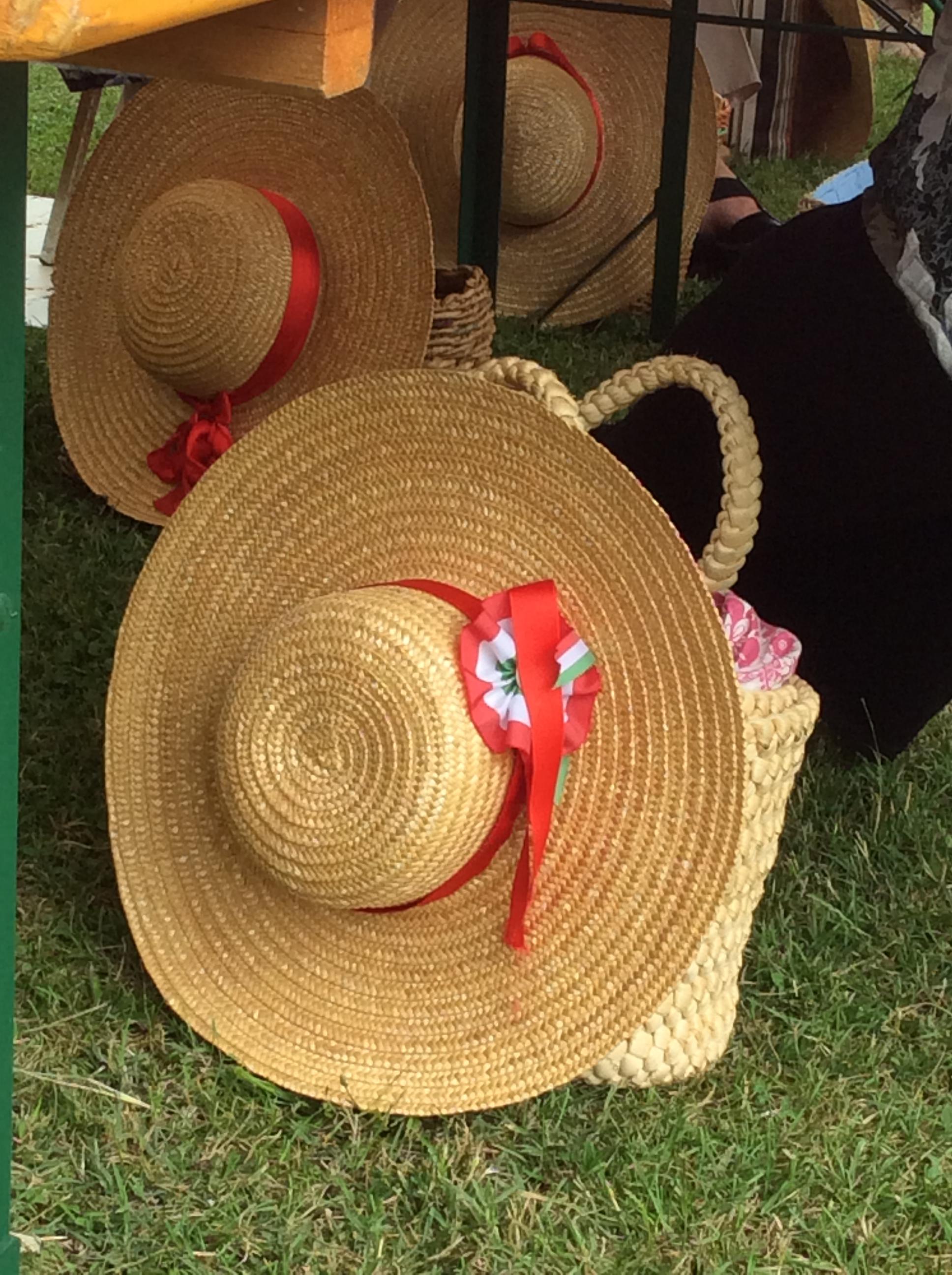 I cappelli delle Mondine di Bentivoglio