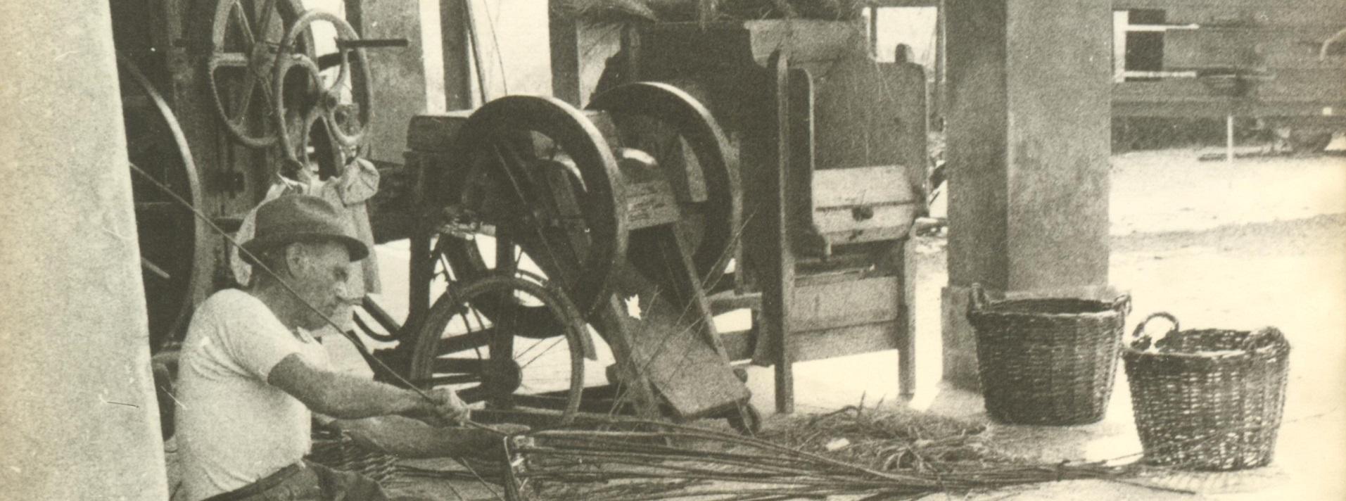 Immagine di un artigiano